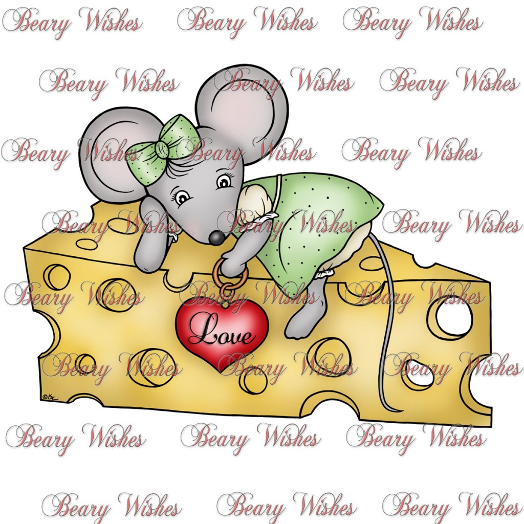 Metal of-Love-Mouse-WM-GREEN