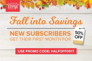 paper pumpkin promo, fall into savings, new subscribers, subscribe paper pumpkin, card making, Canadian blog, crafting in Canada, stampin up, Kathie zaban, bearyiwshes, stampinkathie, stampin kathie,